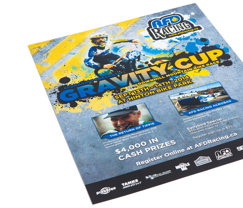 Gravity Cup Campaign