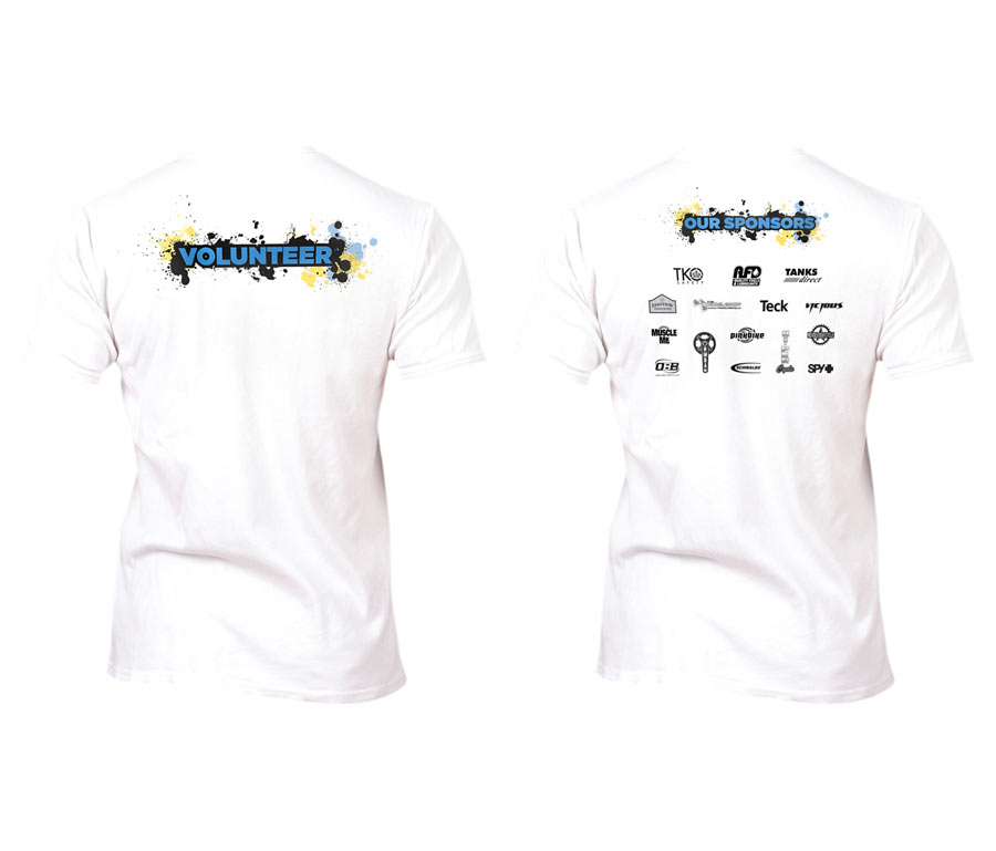 AFD Petroleum Volunteer T-Shirts