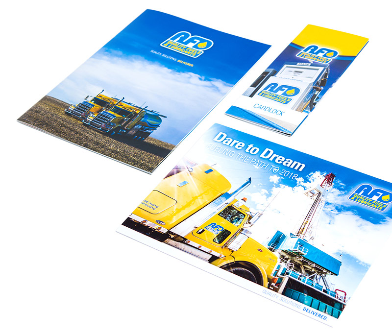 AFD Petroleum Identity Package