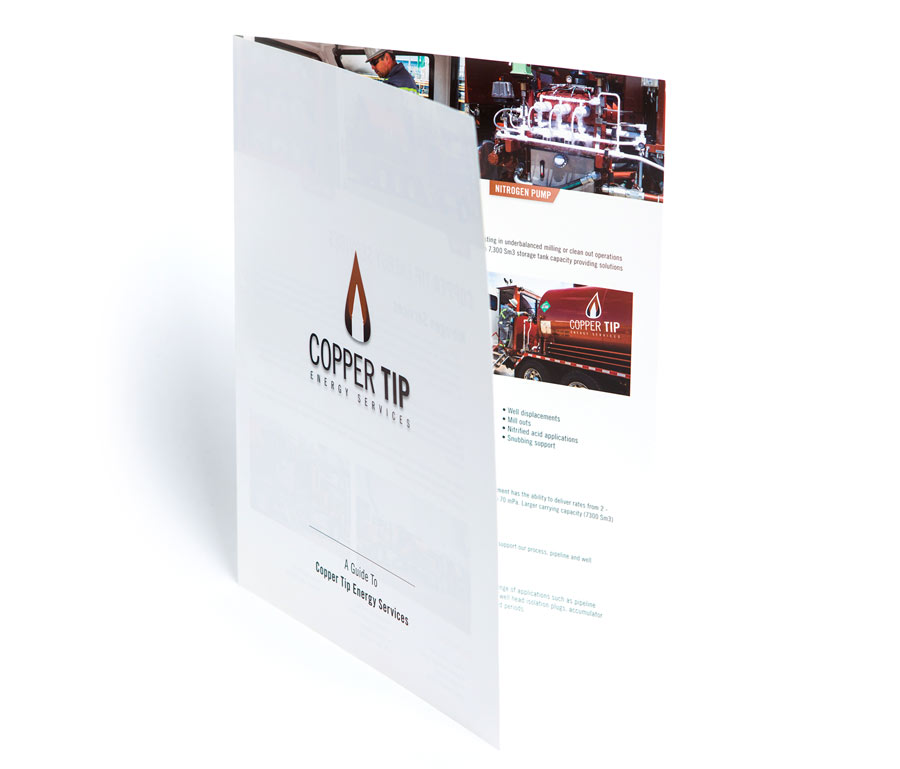 Copper Tip Energy Brochure