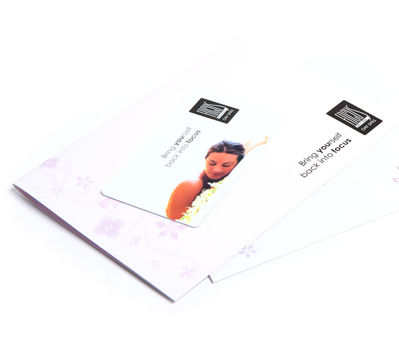 Gift Card & Services Brochure