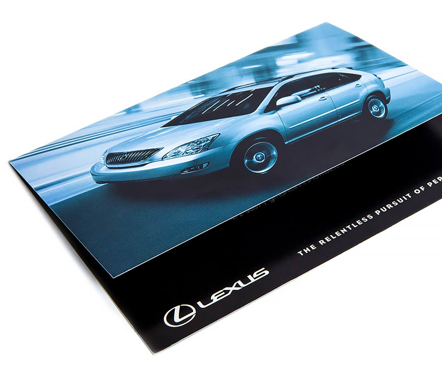 Lexus of Edmonton Direct Mail