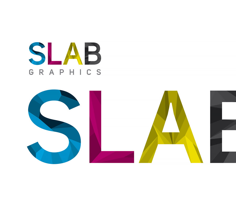 SLAB Graphics Company Logo