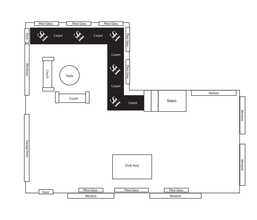Stellar Homes Floor Plan