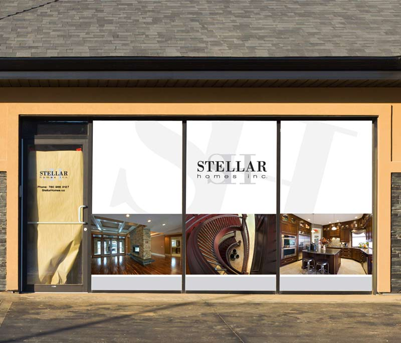 Stellar Homes Show Home Sales Center