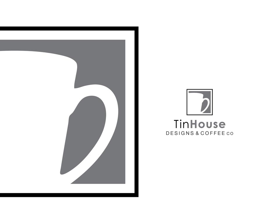 TinHouse TinHouse Coffee Co. Logo