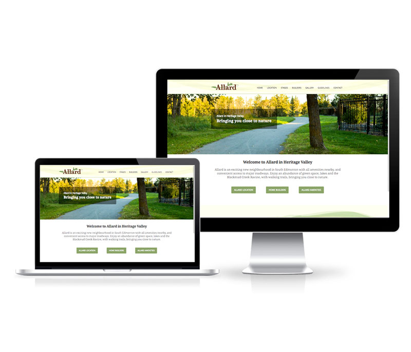 Allard Community Website